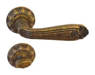 dvernaya ruchka rda antique collection s nakladkami pod povorotnik bronza antichnaya 20370 5fd2c5f7caad8