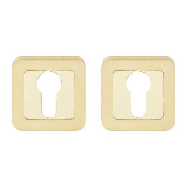 nakladka dvernaya pod klyuch rda cube sens ry 40 polirovannaya latun matovaya latun 34772 5fd6390cc2479