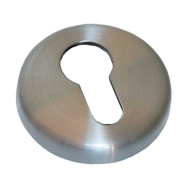 Накладка дверная под ключ RDA Eco plus RD 63 G B матовый хром (21423)