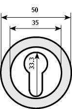 nakladka dvernaya pod klyuch rda tetrixr ry 52 matovaya bronza 29209 5fd6498b25f4f