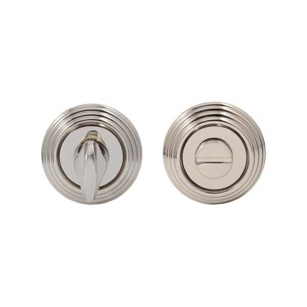 Накладка дверная WC  Fimet 269 F21 никель (30447)