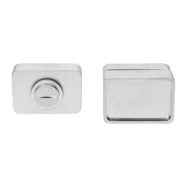 Накладка M&T Maximal TIN-C WC, матовый хром, под вставку (45119)
