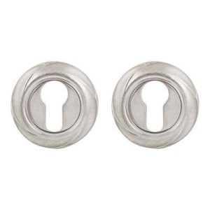Накладка под ключ (цилиндр) Fimet 258 F99 античное серебро (38697)