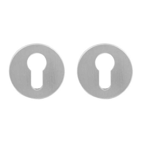 Накладка RDA RY-50 под ключ, матовый хром (49068)