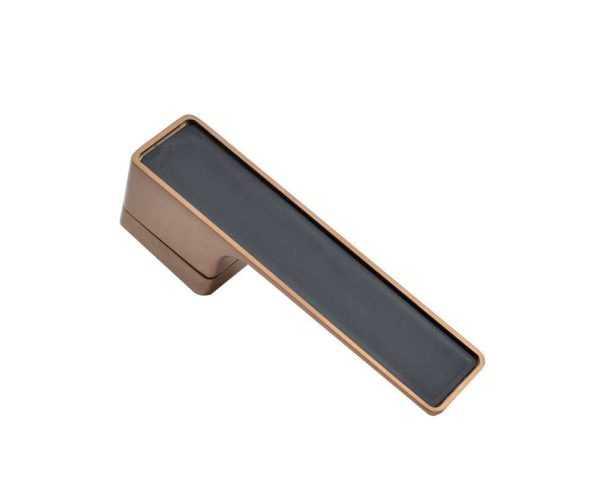 dvernaya ruchka m 038 t maximal 000252 tin b pod vstavku titan korichnevyy matovyy 53368 602e81943c3c1