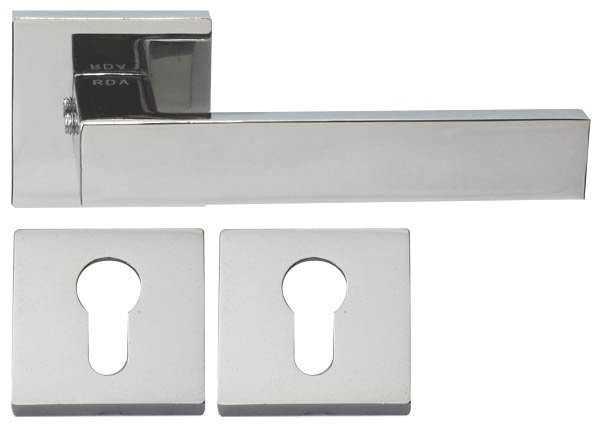 dvernaya ruchka rda kubic s nakladkami pod kljuch hrom 14843 602f2f007f2ee
