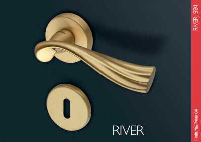 ruchka mandelli 991 river mat zoloto r pror 20361 602eed787515e