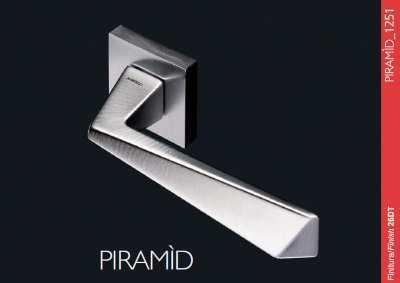 ruchka mandelli piramid 1251 sb mat hrom r f z 32145 602f04dae7710