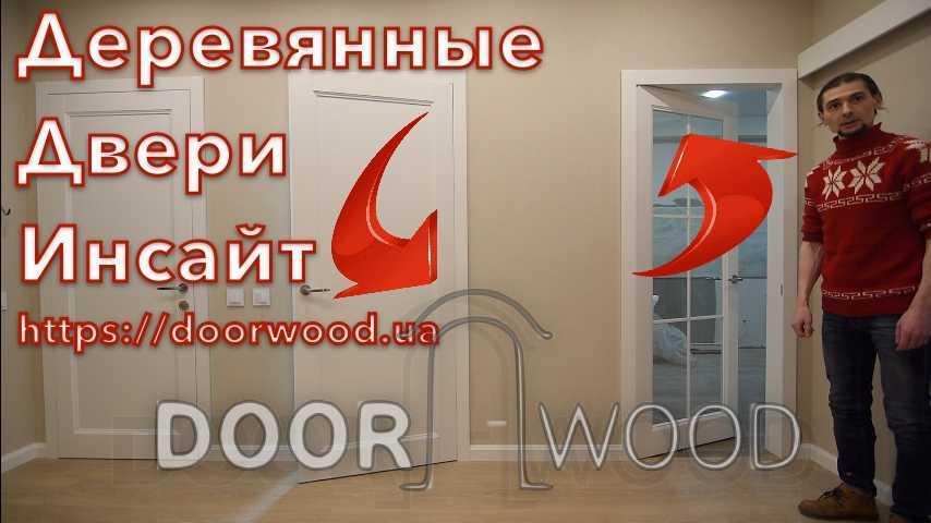 деревянные двери инсайт
