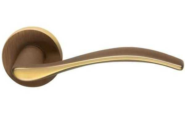 dvernaya ruchka na rozette mandelli 711 zen matovaya bronza 607d85e86256b