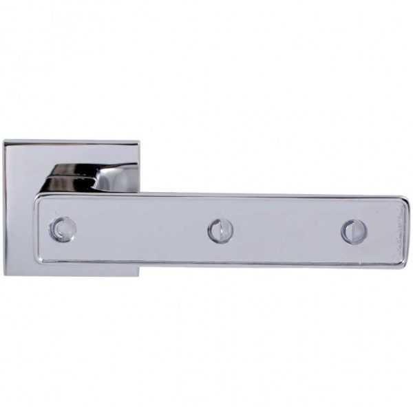 dvernaya ruchka na rozette rda insert hrom bez vstavki rozetta 6mm 607d8d36575e9