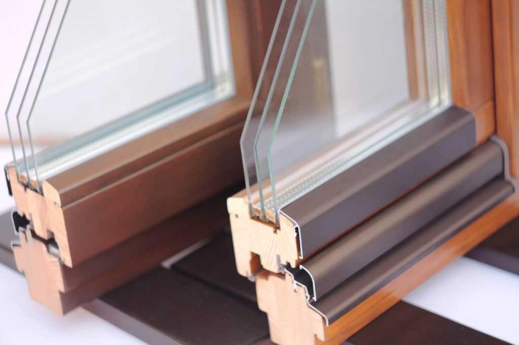 Деревянные окна стеклопакеты