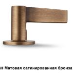 DND ручки матовая сатинированная бронза