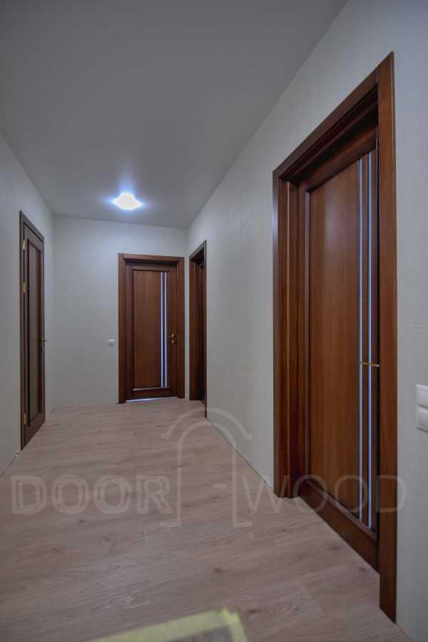 Монако 1.1 дверь из ясеня