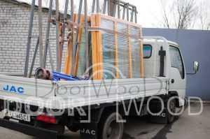 Производство окон доставка и установка по Украине