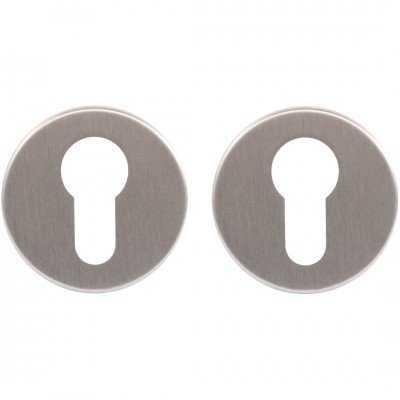 dvernaya nakladka pod kljuch fimet 208 f20 nikel matovyy 60c89de64f848