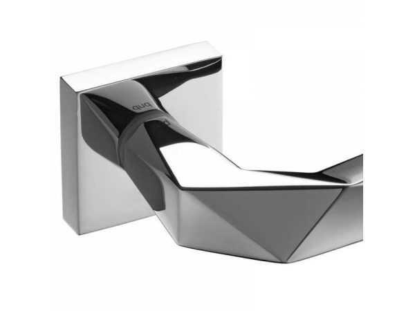 Дверная ручка DND by Martinelli Luxury 02 LU14 OS хром