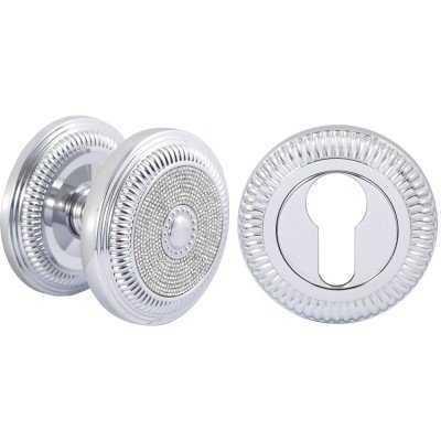 dvernaya ruchka na rozette knob enrico cassina c23000sw svarovski d 81mm hrom 60f0ad8460bd6