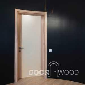 Радиусные двери межкомнатные